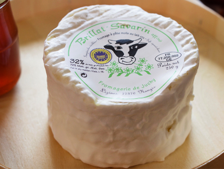 Fromage de vache Brillat-Savarin